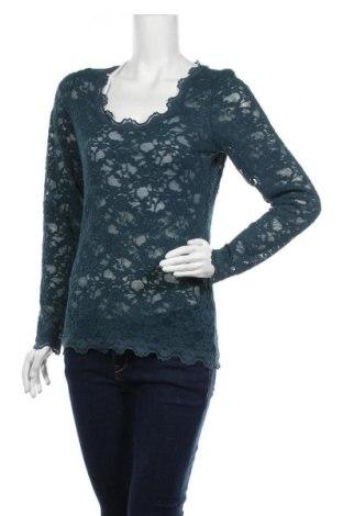 Γυναικεία μπλούζα Rosemunde, Μέγεθος L, Χρώμα Πράσινο, 58% βαμβάκι, 40% πολυαμίδη, 2% ελαστάνη, Τιμή 17,19€