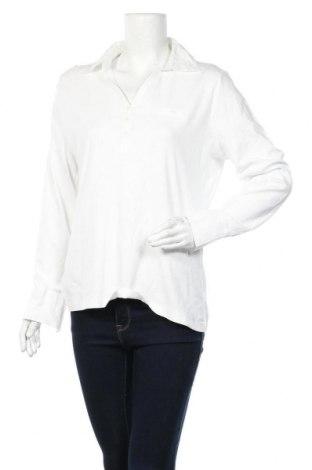 Γυναικεία μπλούζα Via Appia, Μέγεθος XL, Χρώμα Λευκό, Βαμβάκι, Τιμή 10,91€