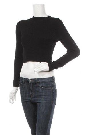 Γυναικεία μπλούζα Zebra, Μέγεθος S, Χρώμα Μαύρο, 65% βισκόζη, 35% πολυαμίδη, Τιμή 13,64€
