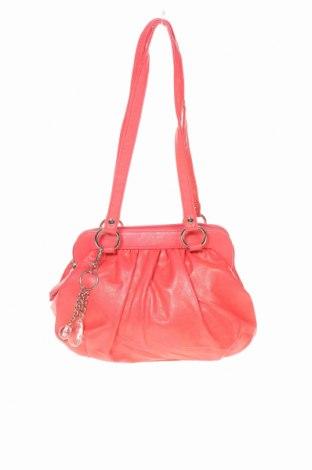 Γυναικεία τσάντα Blue Bird, Χρώμα Ρόζ , Δερματίνη, Τιμή 12,70€