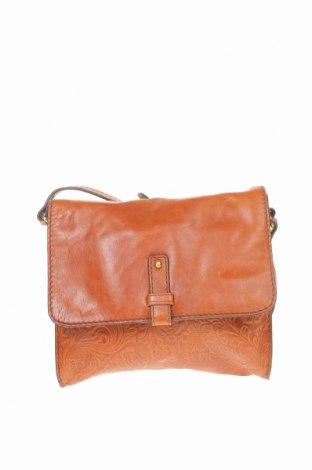 Дамска чанта Colorado, Цвят Кафяв, Естествена кожа, Цена 40,95лв.