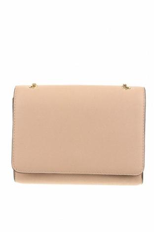 Дамска чанта H&M, Цвят Розов, Еко кожа, Цена 19,95лв.