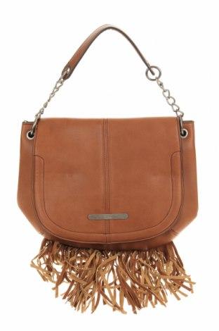 Дамска чанта JAG, Цвят Кафяв, Еко кожа, Цена 27,30лв.