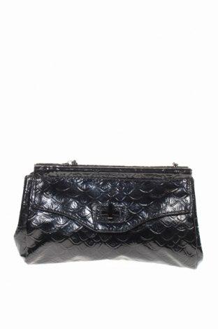 Γυναικεία τσάντα Mango, Χρώμα Μαύρο, Δερματίνη, Τιμή 11,14€