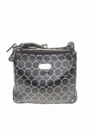 Γυναικεία τσάντα Nine West, Χρώμα Μαύρο, Δερματίνη, Τιμή 33,77€