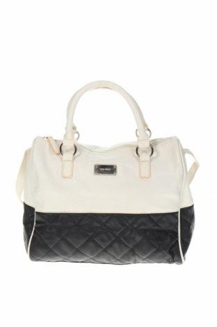Γυναικεία τσάντα Nine West, Χρώμα Μαύρο, Δερματίνη, Τιμή 27,35€