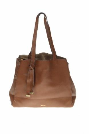 Γυναικεία τσάντα Nine West, Χρώμα Καφέ, Δερματίνη, Τιμή 36,65€