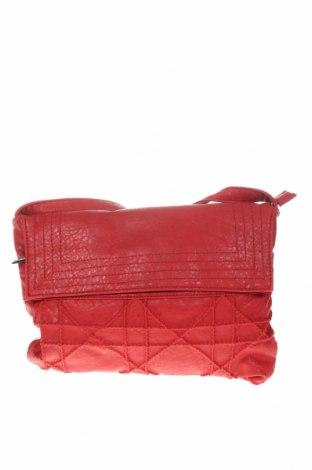 Дамска чанта Olga Berg, Цвят Червен, Еко кожа, Цена 36,23лв.