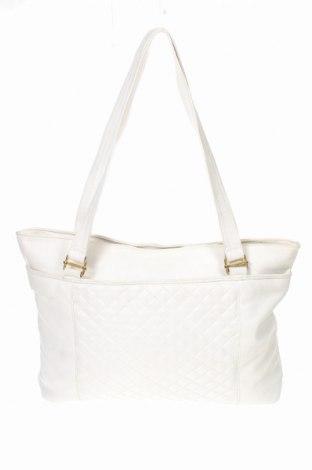 Дамска чанта Picard, Цвят Бял, Естествена кожа, Цена 61,50лв.