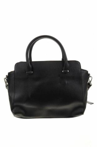 Дамска чанта Serra, Цвят Черен, Еко кожа, Цена 24,15лв.