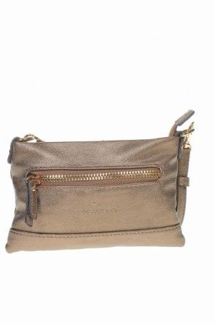 Дамска чанта Tom Tailor, Цвят Кафяв, Еко кожа, Цена 31,92лв.