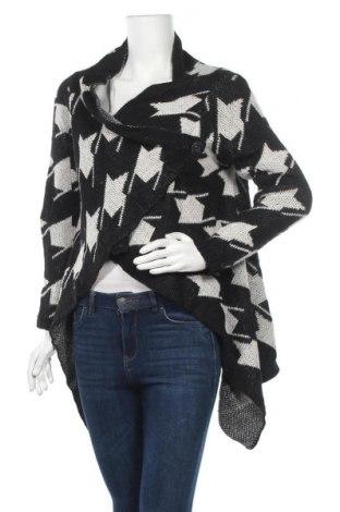 Γυναικεία ζακέτα, Μέγεθος M, Χρώμα Μαύρο, 70%ακρυλικό, 15% μαλλί, 15% μαλλί από αλπακά, Τιμή 6,37€