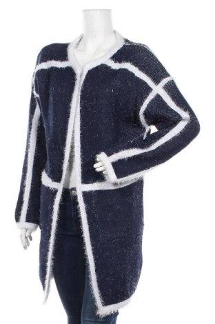Γυναικεία ζακέτα, Μέγεθος M, Χρώμα Μπλέ, Τιμή 12,96€