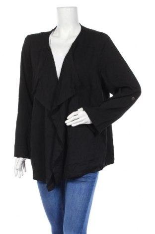 Γυναικεία ζακέτα Body Flirt, Μέγεθος XL, Χρώμα Μαύρο, Βισκόζη, Τιμή 6,59€