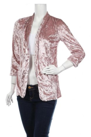 Γυναικεία ζακέτα Charlotte Russe, Μέγεθος M, Χρώμα Ρόζ , 95% πολυεστέρας, 5% ελαστάνη, Τιμή 13,45€