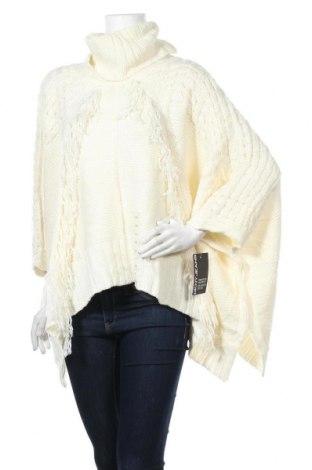Γυναικείο πουλόβερ DKNY Jeans, Μέγεθος S, Χρώμα Λευκό, 70%ακρυλικό, 30% μαλλί, Τιμή 65,70€