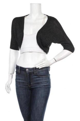 Дамска жилетка Edc By Esprit, Размер XS, Цвят Черен, 90% вискоза, 10% полиамид, Цена 5,60лв.
