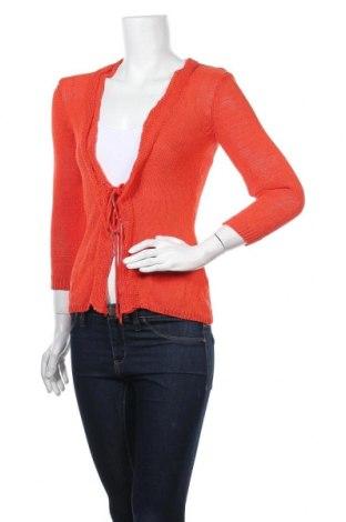 Дамска жилетка Gordon Smith, Размер S, Цвят Оранжев, 78% акрил, 22% полиамид, Цена 6,25лв.