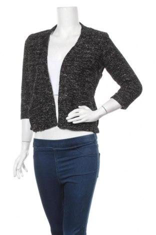 Дамска жилетка H&M, Размер S, Цвят Черен, Цена 6,28лв.