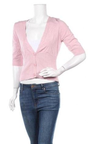 Дамска жилетка Jacqui-E, Размер S, Цвят Розов, 65% вискоза, 35% полиамид, Цена 6,28лв.