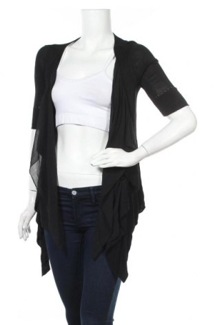 Дамска жилетка Jacqui-E, Размер XS, Цвят Черен, Вискоза, полиестер, Цена 5,78лв.