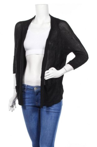 Дамска жилетка Jeanswest, Размер S, Цвят Черен, Цена 6,83лв.