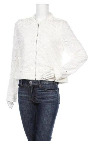 Γυναικεία ζακέτα Katies, Μέγεθος M, Χρώμα Λευκό, Πολυεστέρας, Τιμή 5,91€