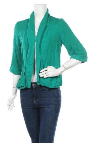 Γυναικεία ζακέτα Katies, Μέγεθος L, Χρώμα Πράσινο, Βισκόζη, Τιμή 5,00€