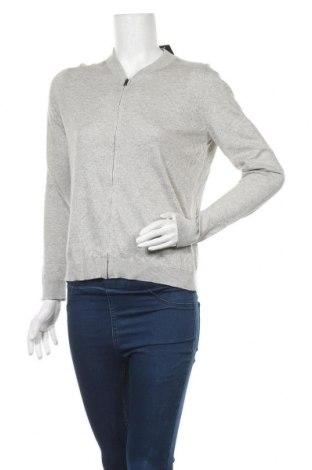 Γυναικεία ζακέτα Kenneth Cole, Μέγεθος S, Χρώμα Γκρί, 60% βαμβάκι, 40% βισκόζη, Τιμή 11,82€