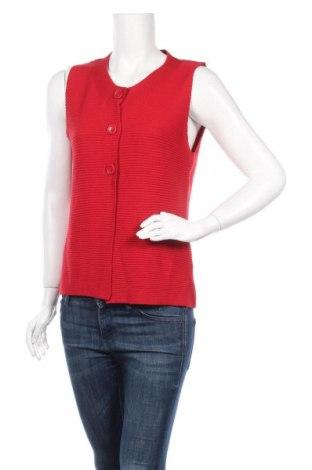 Γυναικεία ζακέτα Olsen, Μέγεθος M, Χρώμα Κόκκινο, 50% μαλλί, 50% πολυακρυλικό, Τιμή 16,89€