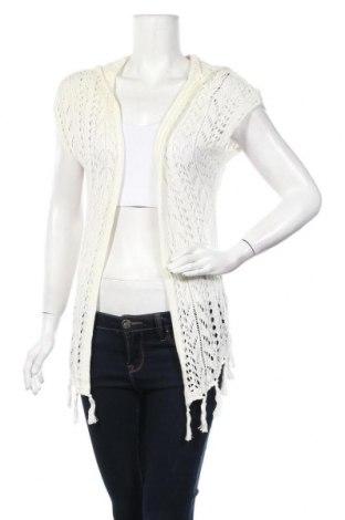 Γυναικεία ζακέτα Piping Hot, Μέγεθος XL, Χρώμα Λευκό, Βαμβάκι, Τιμή 17,28€