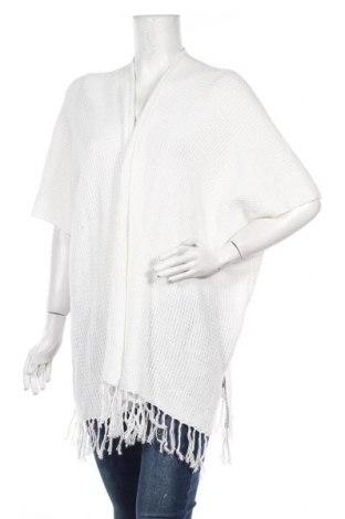 Γυναικεία ζακέτα Pull&Bear, Μέγεθος M, Χρώμα Λευκό, Πολυεστέρας, Τιμή 17,28€