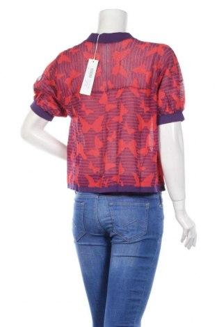 Дамска жилетка Stefanel, Размер M, Цвят Розов, 70% памук, 30% полиамид, Цена 29,31лв.