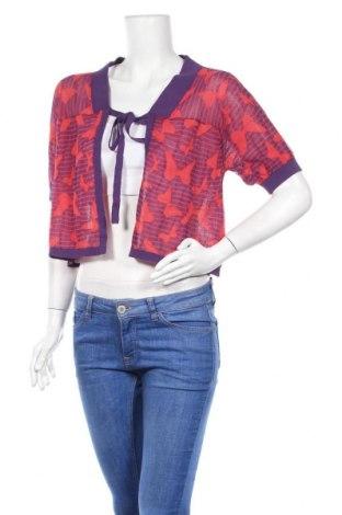 Дамска жилетка Stefanel, Размер XS, Цвят Розов, 70% памук, 30% полиамид, Цена 16,81лв.