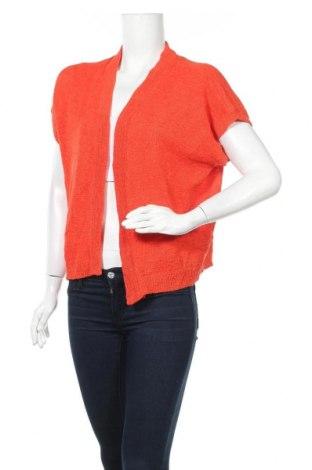 Дамска жилетка Suzanne Grae, Размер L, Цвят Оранжев, Акрил, полиамид, Цена 6,52лв.
