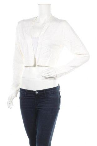 Дамска жилетка Target, Размер M, Цвят Бял, Вискоза, полиамид, Цена 5,80лв.