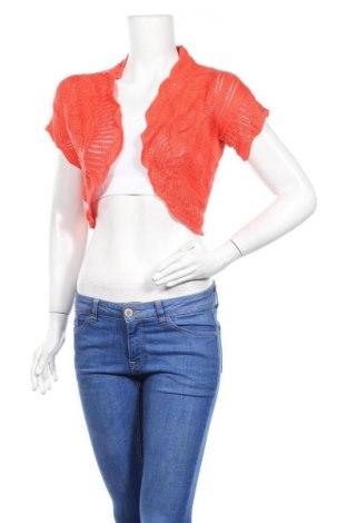 Γυναικεία ζακέτα Temt, Μέγεθος M, Χρώμα Πορτοκαλί, 65% βαμβάκι, 35% πολυεστέρας, Τιμή 6,14€