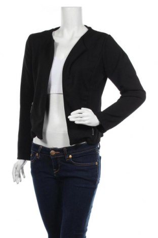 Дамска жилетка Today, Размер XL, Цвят Черен, 95% полиестер, 5% еластан, Цена 7,09лв.