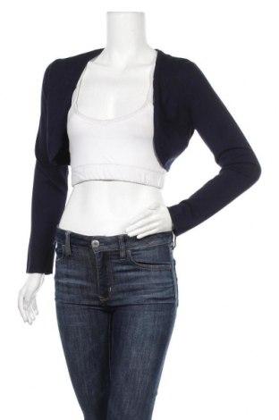 Γυναικεία ζακέτα Vera Mont, Μέγεθος XS, Χρώμα Μπλέ, 82% βισκόζη, 18% πολυαμίδη, Τιμή 7,80€