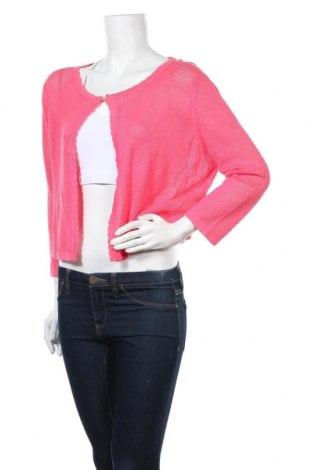 Дамска жилетка W. Lane, Размер XL, Цвят Розов, Цена 3,00лв.