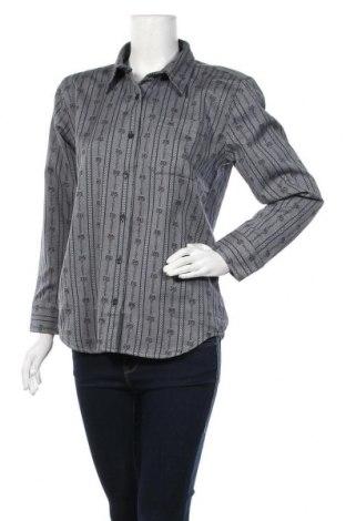 Дамска риза Atrium, Размер M, Цвят Син, Памук, Цена 7,56лв.