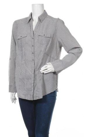 Дамска риза Bonita, Размер XL, Цвят Сив, Цена 9,56лв.