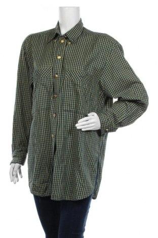 Γυναικείο πουκάμισο Escada Sport, Μέγεθος XL, Χρώμα Μπλέ, Τιμή 50,66€