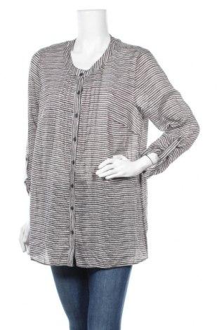 Дамска риза Gerry Weber, Размер XL, Цвят Сив, Цена 16,24лв.