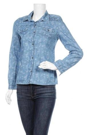 Γυναικείο πουκάμισο Mavi, Μέγεθος S, Χρώμα Μπλέ, Τιμή 10,49€