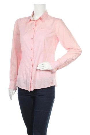 Дамска риза Tom Tailor, Размер L, Цвят Розов, Цена 17,75лв.
