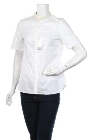 Дамска риза Van Laack, Размер S, Цвят Бял, Памук, Цена 101,40лв.
