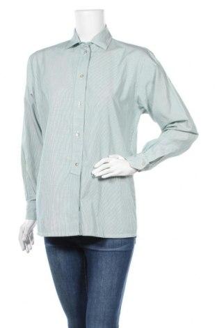 Γυναικείο πουκάμισο Van Laack, Μέγεθος M, Χρώμα Πράσινο, Βαμβάκι, Τιμή 14,84€