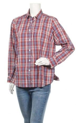 Γυναικείο πουκάμισο Walbusch, Μέγεθος XL, Χρώμα Πολύχρωμο, Βαμβάκι, Τιμή 7,73€