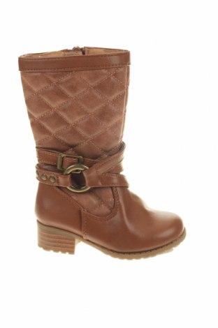 Παιδικά παπούτσια Rachel Shoes, Μέγεθος 18, Χρώμα Καφέ, Δερματίνη, Τιμή 18,19€